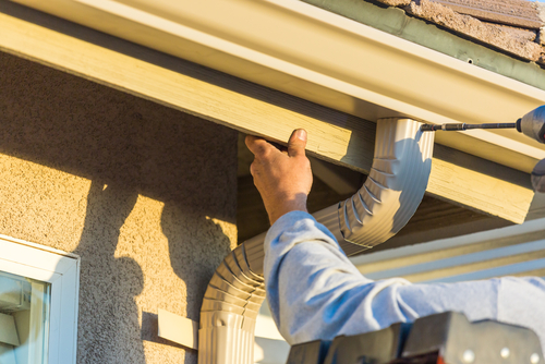 Functional Gutters Protect Your Home